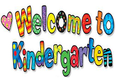 Kindergarten Registration 2020-2021 School Year