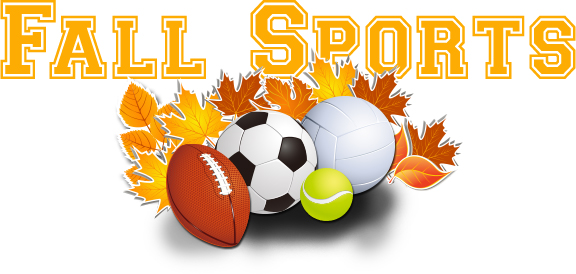 Fall Athletic Registration- Due by July 14, 2019