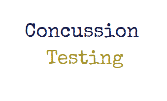 Concussion and Cardiac Testing