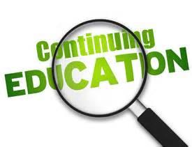 Continuing Education Registration