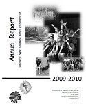 Annual Report Cover 2009-2010